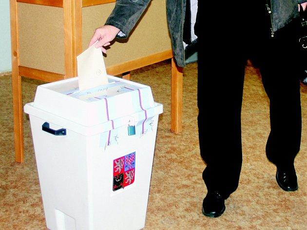 Volby (ilustrační foto)