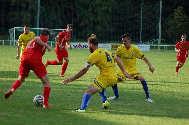 FC Rokycany B - Baník Stříbro