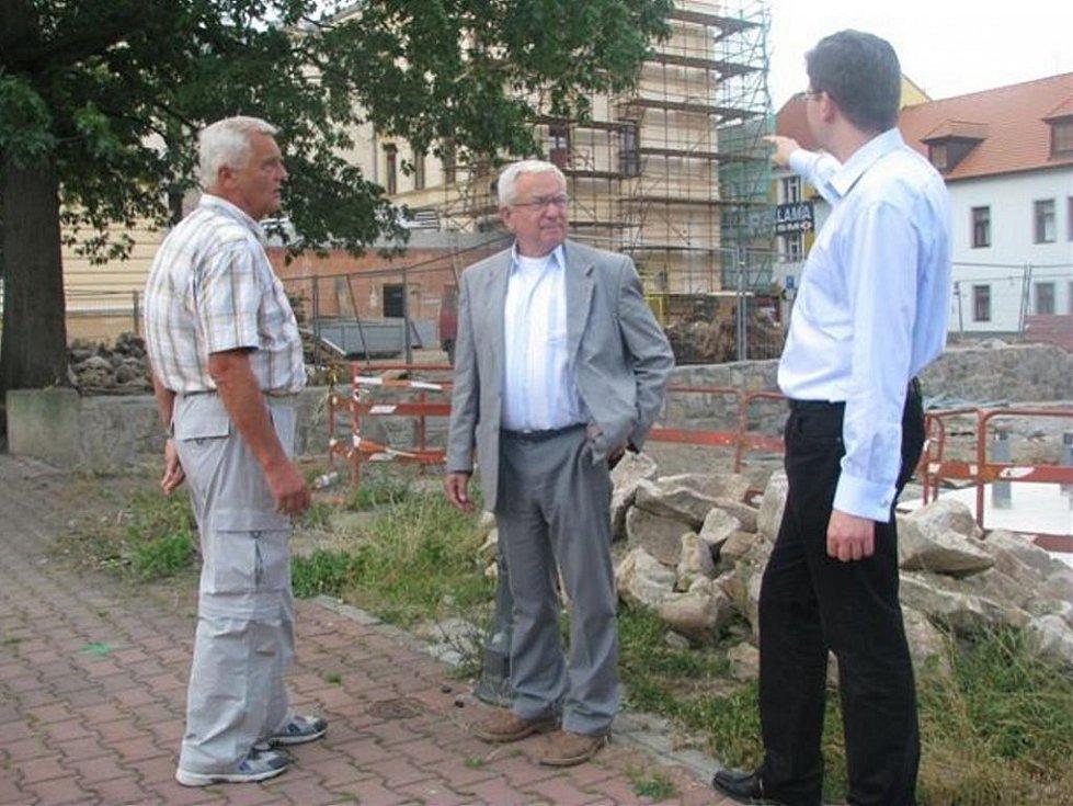 Politik Jiří Pospíšil navštívil Rokycansko s cílem mapování jeho problematiky a přenesení dál.