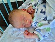 RICHARD ORCÍGR se narodil 31. května v 3:59 mamince Haně a tatínkovi Miloslavovi ze Strašic. Po příchodu na svět v plzeňské porodnici U Mulačů vážil jejich prvorozený syn 3000 gramů a měřil 52 centimetrů.