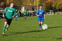 Fotbalisté FC Rokycany zvládli  domácí zápas krajského přeboru s Rozvadovem a po výhře 6:0 jsou stále třetí.