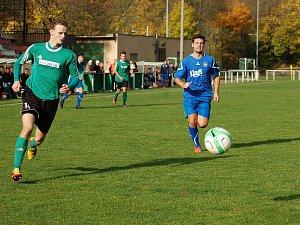 Fotbalisté FC Rokycany zvládli  domácí zápas krajského přeboru s Rozvadovem