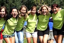 Vítězkami letošního ročníku Západočeské hasičské ligy se stal suverénně sehraný tým Chválenic. Pokřik v areálu hůreckého sboru byl naprosto oprávněný a zasloužený.
