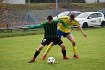 Senco Doubravka - FC Rokycany 2:1 (2:0)