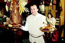 Restaurace na zámku (ilustrační foto)