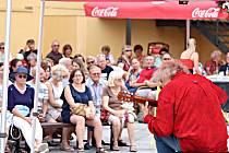 Koncert kytarového virtuóza v Rokycanech