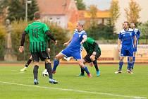 TJ Spartak Sedlčany - FC Rokycany 0:2 (0:1)