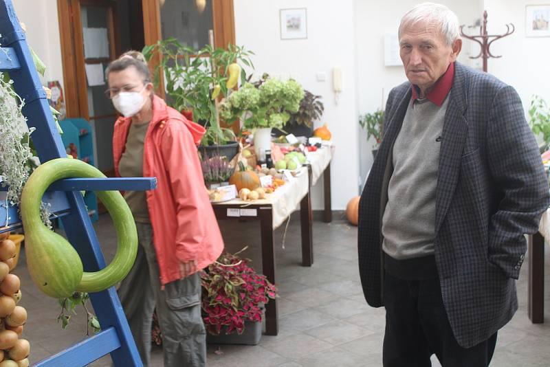 Výstava zahrádkářů v Rokycanech