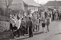 Historické fotografie z obce Vejvanov najdete na speciální stránce projektu Jak jsme žili v Rokycanském deníku v pátek 14. června.