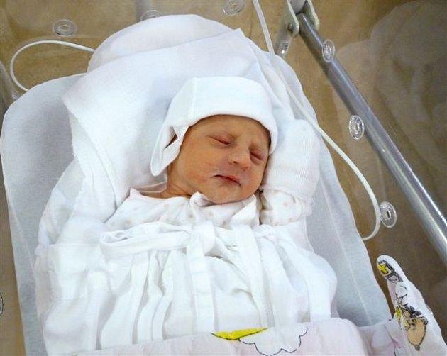 Leontýnka Němečková ze Smědčic se narodila v plzeňské fakultní nemocnici 27. října. Přišla na svět v 15 hodin a 17 minut. Z jejího narození se radují manželé Michaela a Jaroslav Němečkovi a tříletá sestřička Vaneska. Vážila 2970 gramů, měřila 59 cm.