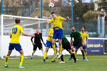 Zápas minulého kola - Senco Plzeň - FC Rokycany
