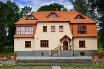 Markova vila v Holoubkově
