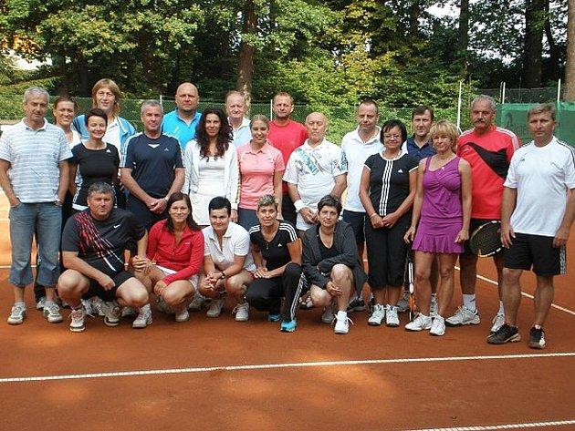 Tenisový klub Rokycany uspořádal letní turnaj.