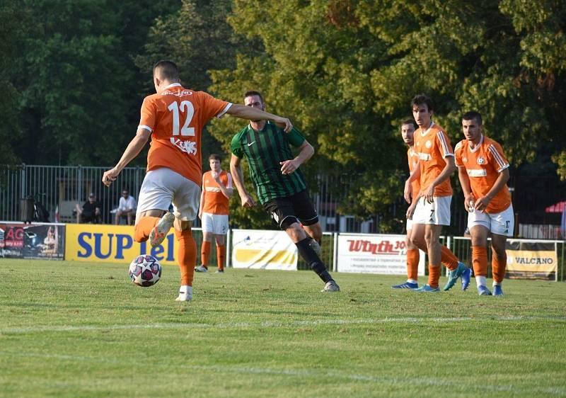 FC Rokycany - Otava Katovice 3:0.
