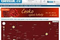 Česko zpívá koledy (ilustrační foto)