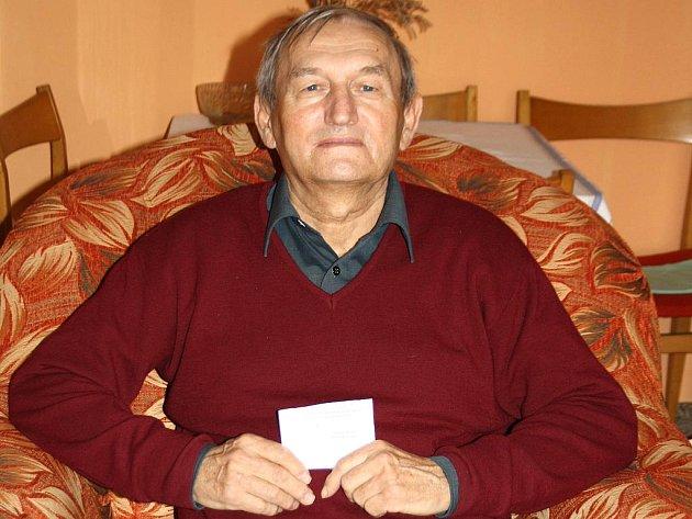 František Sovadina byl na sčítacího komisaře řádně připraven. Nedočkal se. Ve stanovený čas se nikdo nedostavil.