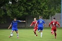 Slavoj Mýto - SK Klatovy 1898 0:5 (0:3)