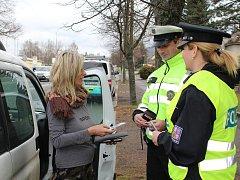Policisté se zaměřili tentokrát na alkohol.