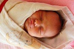 Anna SCHOŘOVSKÁ   z  Plzně bude mít ve svém rodném listě datum 1. září.  Anička vážila při narození 3430 gramů, měřila 49 cm.