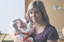 Silvie VOLLEROVÁ z Chlumčan se na sále rokycanské porodnice narodila 2. září v 11 hodin a 17 minut. Manželé Jindřiška a Honza věděli dopředu, že jim k prvorozenému Šimonovi (3 roky) přibude holčička. Malá Silvie vážila při narození 3850 gramů, měřila 51cm