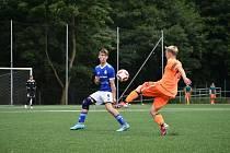 Česká liga dorostu - kategorie U 19FC Rokycany - Slavoj Vyšehrad 1:2