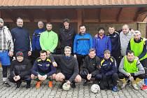Cheznovičtí fotbalisté se na jarní část okresního přeboru připravovali v rekreačním areálu na okraji Liblína. Soustředění se sice vydařilo, ale nabranou fyzickou kondici i herní prvky borci FC ´96 na jaře nevyužijí.