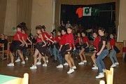 Fotbalisté FC Rokycany plesali.