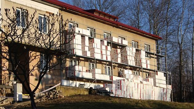 Vila u nemocnice prošla rekonstrukcí. Zastupitelé odsouhlasí pravidla pro předělování bytů