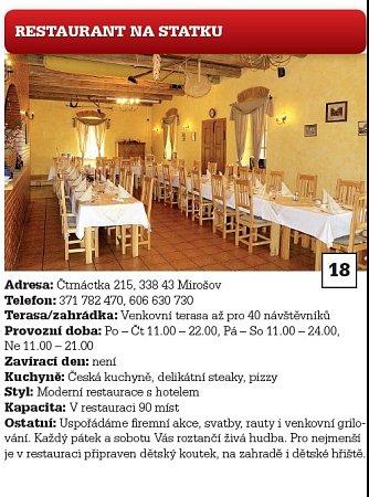 18. Restaurant Na Statku