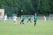 FC Rokycany - TJ Baník Stříbro 1:1 PK 5:3