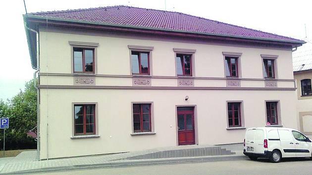 Rekonstrukce společenského domu ve Stupně - takzvané Prokopcovny - vynesla obci Břasy zlatou cihlu v soutěži Vesnice roku.