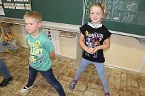 Školáci z 1. C ZŠ na Jižním předměstí v Rokycanech