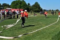 Cekovští hasiči na závodech