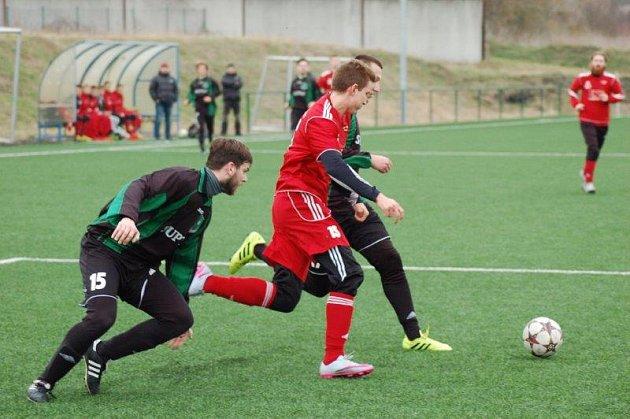 FC Rokycany - SK Petřín