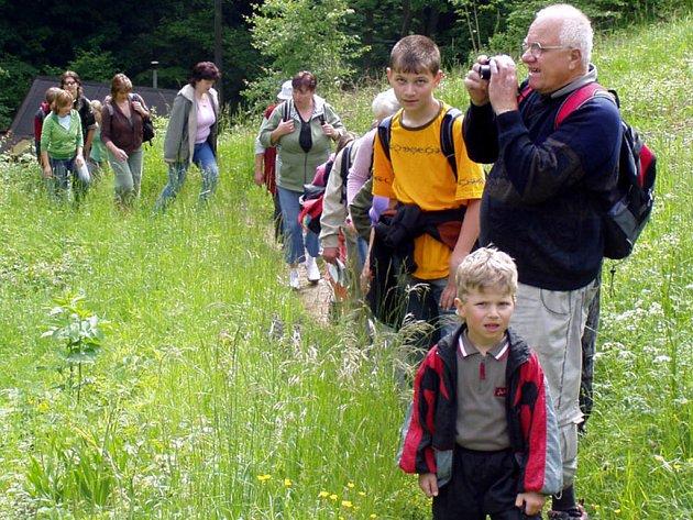 Rokycanští ochránci přírody absolvovali s přáteli další výlet.