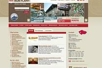Oceňovaný web města Rokycany