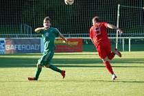 FC Rokycany B - TJ Rozvadov
