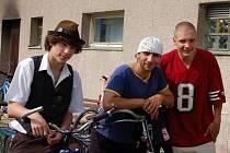 Devatenáctý ročník Voldušské šlapky přilákal půl druhé stovky majitelů a fanoušků nejen historických bicyklů.