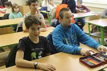 Matematická olympiáda žáků pátých a devátých tříd