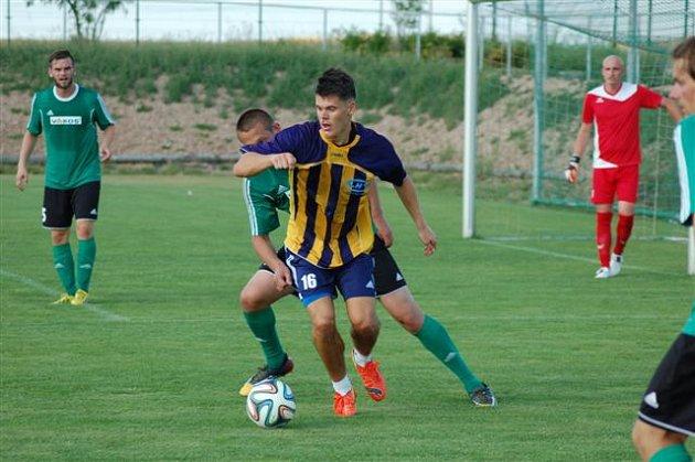 Zápas FC Rokycany - Senco Doubravka
