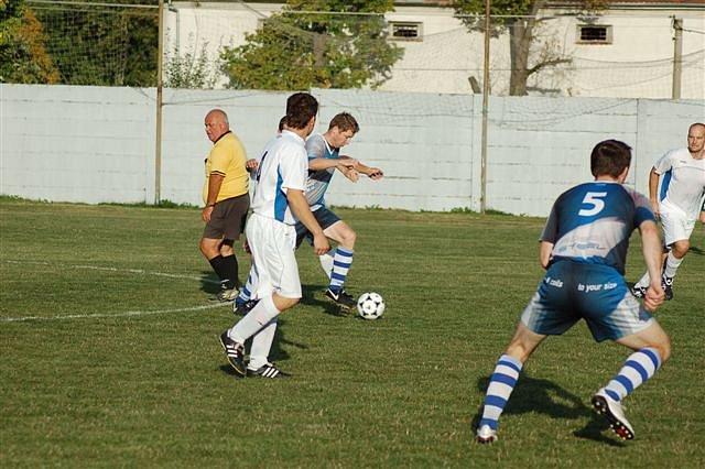 FC Mirošov - Čechie Příkosice