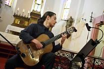 Koncert v mešenském kostele
