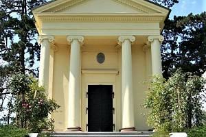 Rodinná hrobka na stupenském hřbitově