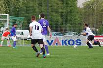 Záloha FC Rokycany odevzdala doma body ve střetnutí krajského přeboru.