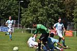 ČLD U 17 - FC Rokycany - SK Slavoj Vyšehrad  0:10  (0:6)