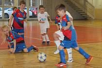 Turnaje malých fotbalistů ovládli Horažďovice.