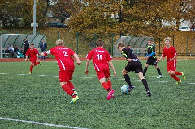 FC Rokycany - FC Švihov