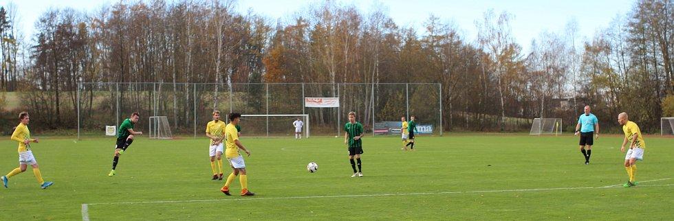 Jindřichův Hradec - FC Rokycany 3:1  Foto: Petr Ženíšek