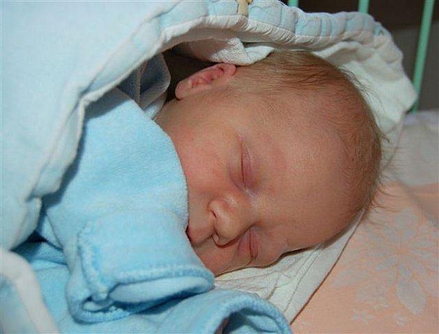 Denis Korbelář z Holoubkova se narodil 27.  prosince v 10 hodin a 20 minut. Denis vážil při narození 3100 gramů, měřil rovných 50 centimetrů.
