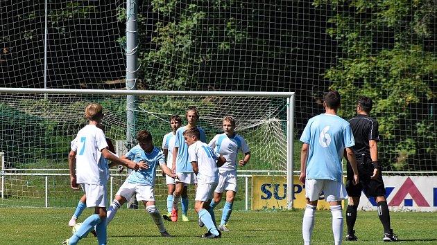Ani mladší dorost FC Rokycany v ČLD nebodoval.